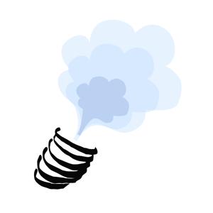 Luft, Klima, Schalldämpfer