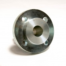 Losflansch Stahl