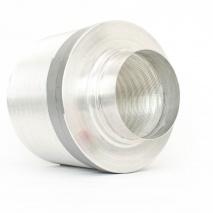 Aluflex-Schalldämpfer 100